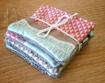 """""""Scandinave"""" wipes Pack of 4"""
