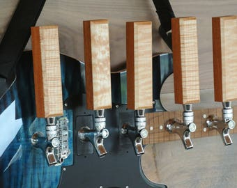 Beer Tap Handle made from guitars