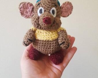Gus inspired plush toy