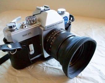 Mamiya/Sekor 1000 DTL Vintage 35mm Film Camera