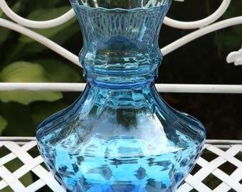 Mid Century Modern Art Glass Vase
