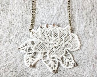 """Elegant """"Rosemarie"""" Necklace"""
