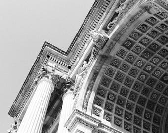 High quality A3+ print of Milan on Canon Luster paper