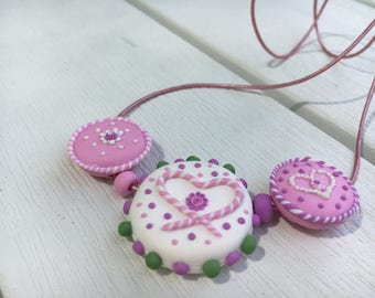 Sweet mood necklace