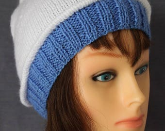 Adult knitted Pixie Hat