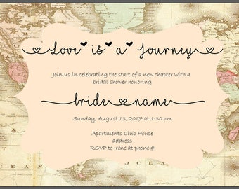 Love Is A Journey. DIGITAL COPY.