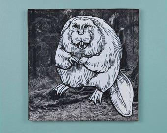 Chubby Cheek Beaver