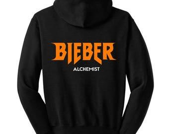 Justin Bieber - Alchemist / Staff / Purpose The World Tour Miami FL 2016 Hoodie