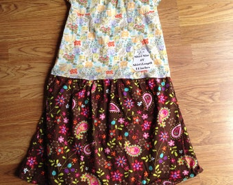4T Farmer's Market Dress