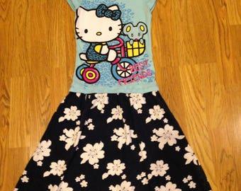 6 Hello Kitty Dress