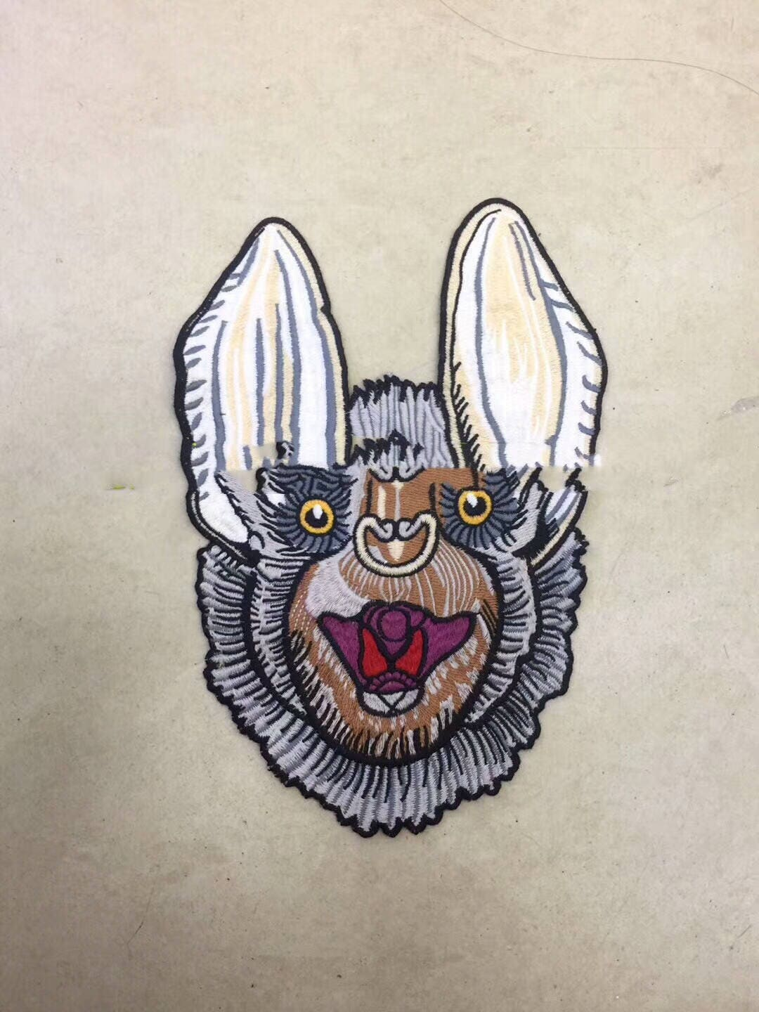 d111045d146 Gucci Rabbit Head Patch