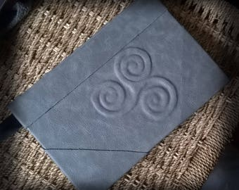 Triskele/Triskelion Celtic Book of Shadows/Journal/larp