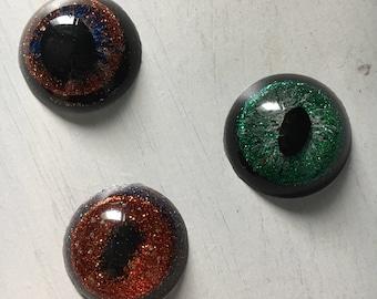 Unique Resin Eyes 3,5 cm