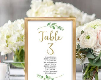 Wedding Seating Chart Template Seating Cards Seating Chart Sign Editable Seating Chart Printable Templates Editable PDF Signs DIY Jasmine