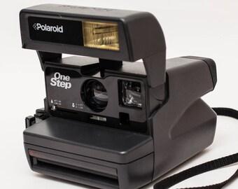 Polaroid One Step w/ Close Up