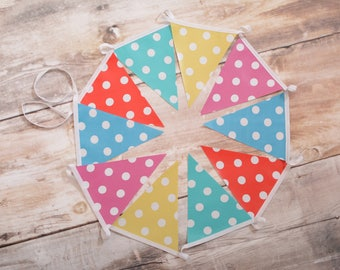 Outside outdoor waterproof bunting garden party garland