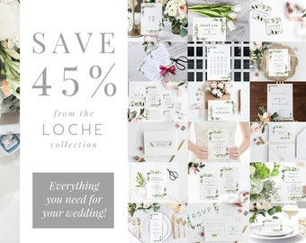 Loche Bundle INSTANT DOWNLOAD - Save Over 45%