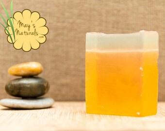 Soap | Pineapple soap | Pineapple glycerine soap | Vegan soap| Novelty soap | Birthday gift| Party favor | maysnaturals