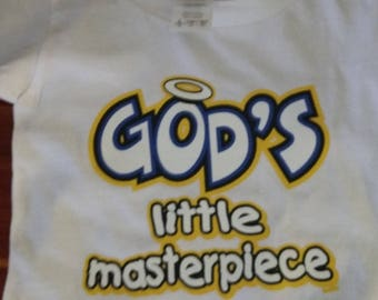 Toddlers Christian t-shirt, christian apparel, christian gifts
