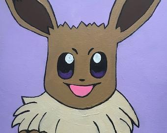Eevee Painting