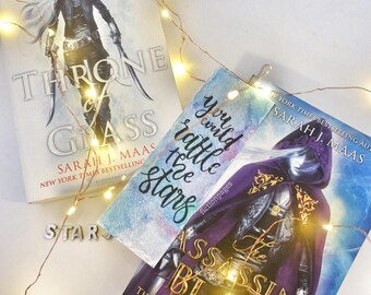 Throne of Glass: You Could Rattle the Stars Bookmark