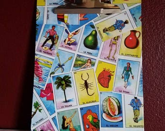 Loteria Clipboards