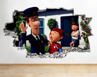 postman pat etsy postman pat bedroom ebay