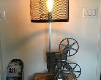 Vintage Projector Lamp