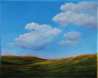 Original Landscape Oil Painting