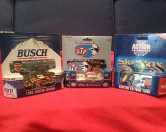 1995 Action Race Cars Winston Cup