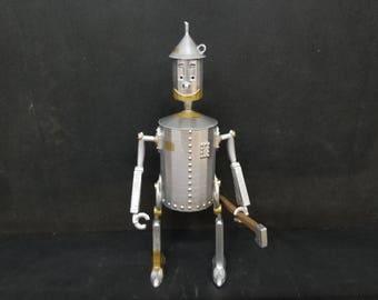 Painted - 3D Print - Tin Woodsman Return to Oz - 6'' figure