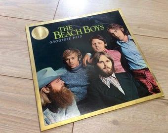 "The Beach Boys-vinyl-album ""Greatest Hits"""