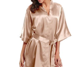 Bridal Party Robes Personalized