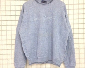 Vintage Spalding sweatshirts casual sport wear embroidery logo