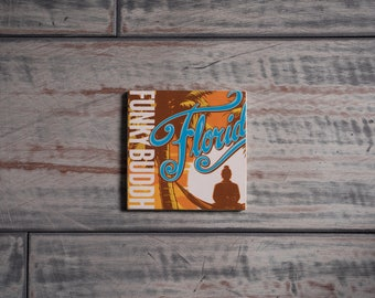 Funky Buddha Floridian Handmade Craft Beer Coaster