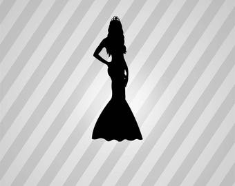 queen silhouette etsy
