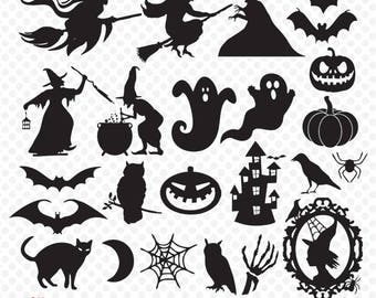 Black Cat SVG & PNG Halloween Cat Cat svg Black Cat