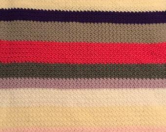 Crochet Baby Blanket Handmade
