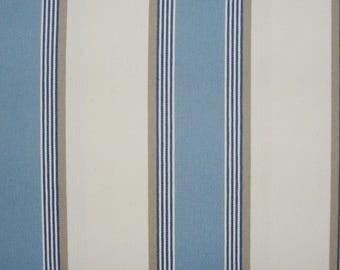 Fabric, Jacquard stripes bayadères 280 cm H Amario, Thévenon