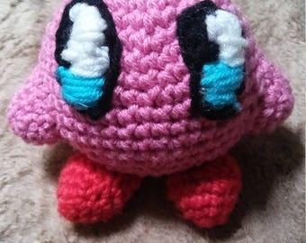 Crochet Kirby Doll