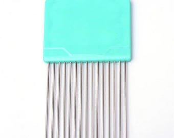 COMB TEETH 12 FOR DIY NEW PAPER QUILLING TOOL