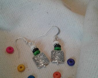 """Mini"" earrings"