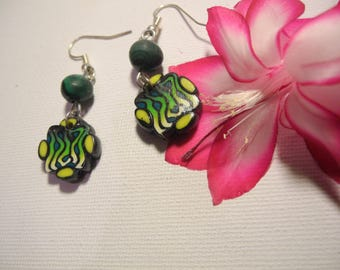 serpent vine earrings