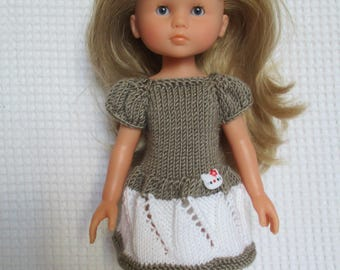 The girls or Paola Reina doll dress, dress