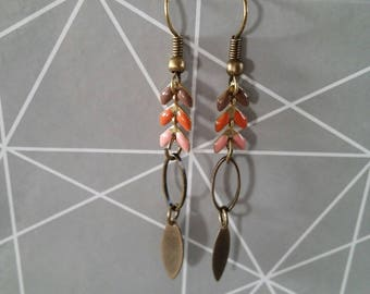 Lovely spike earrings