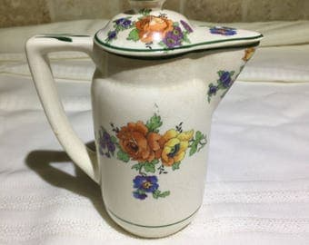 El Mirasol Ivory Small pitcher with lid