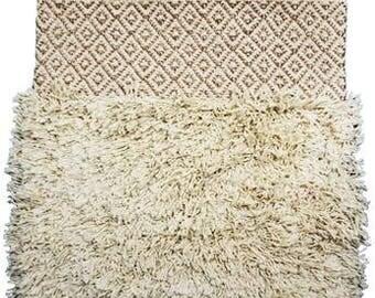 Rose Gold Geometric Cushion Cover | 50 x 50cm