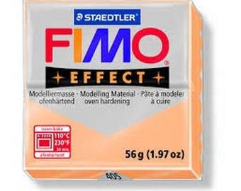 Orange pastel Fimo No. 405 56gr