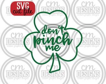 Don't Pinch Me, SVG