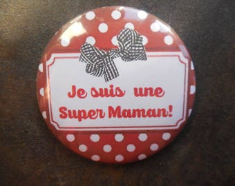 custom magnet super MOM